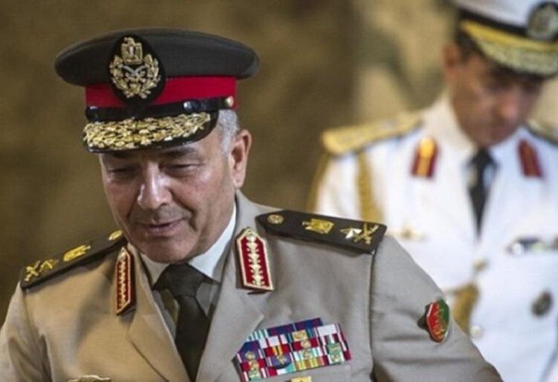Le ministre égyptien de la Défense