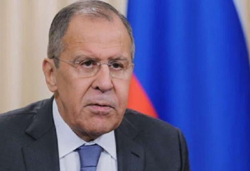 Le ministre russe des Affaires étrangères Serguey Lavrov