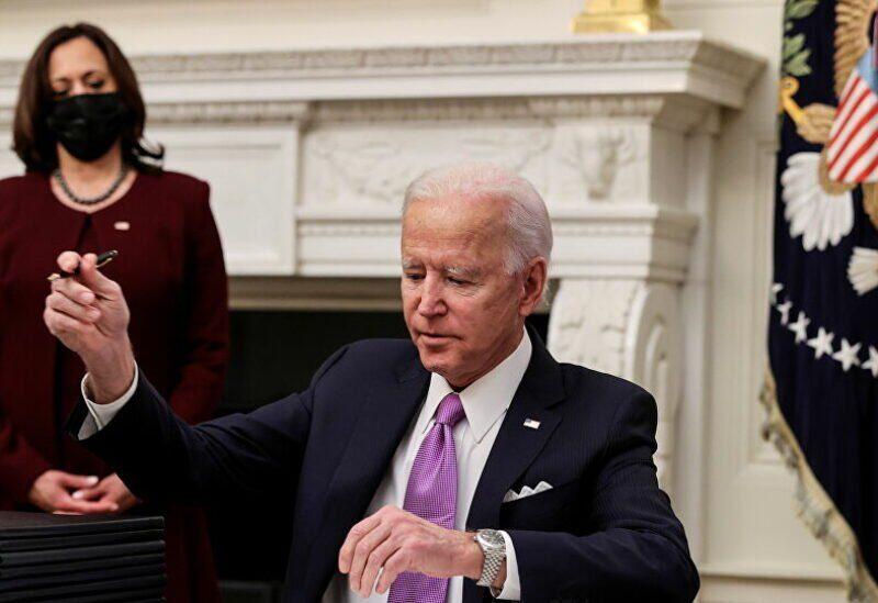 Le président Joe Biden