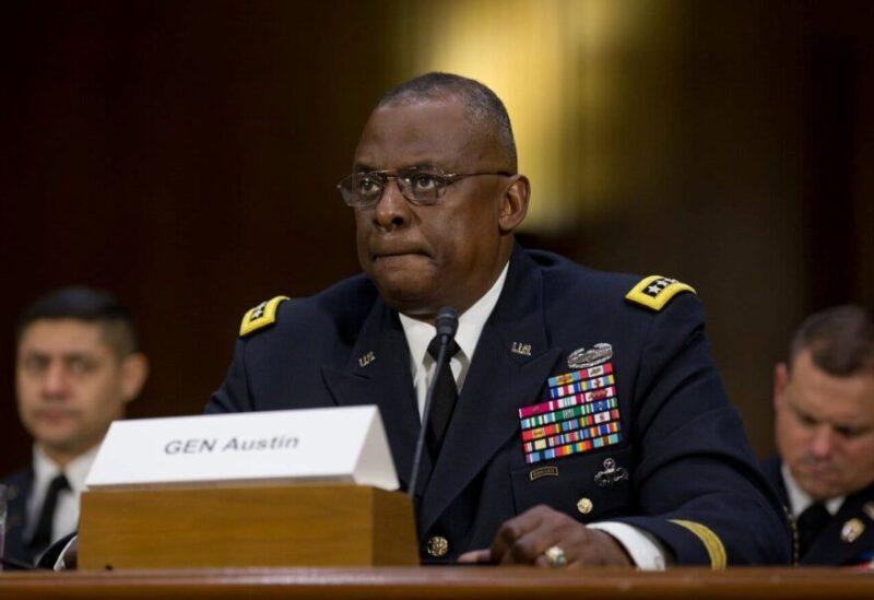 Le secrétaire américain à la Défense