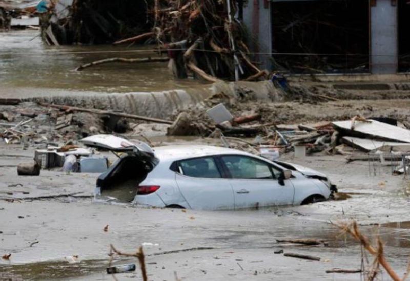 Les Inondations en Turquie
