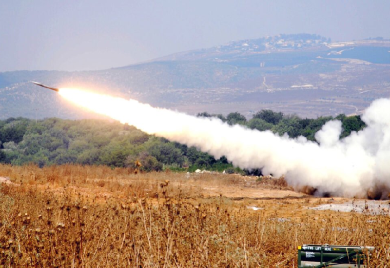 Les bombardements israéliens