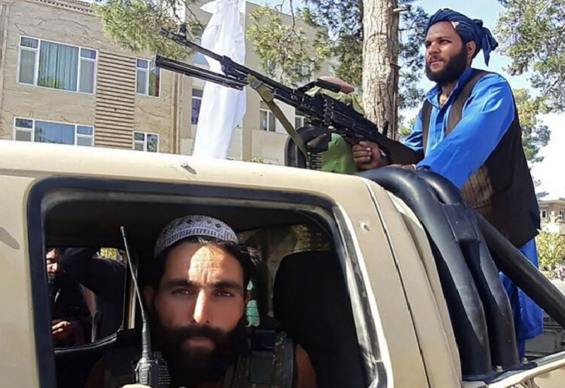 Les éléments des talibans