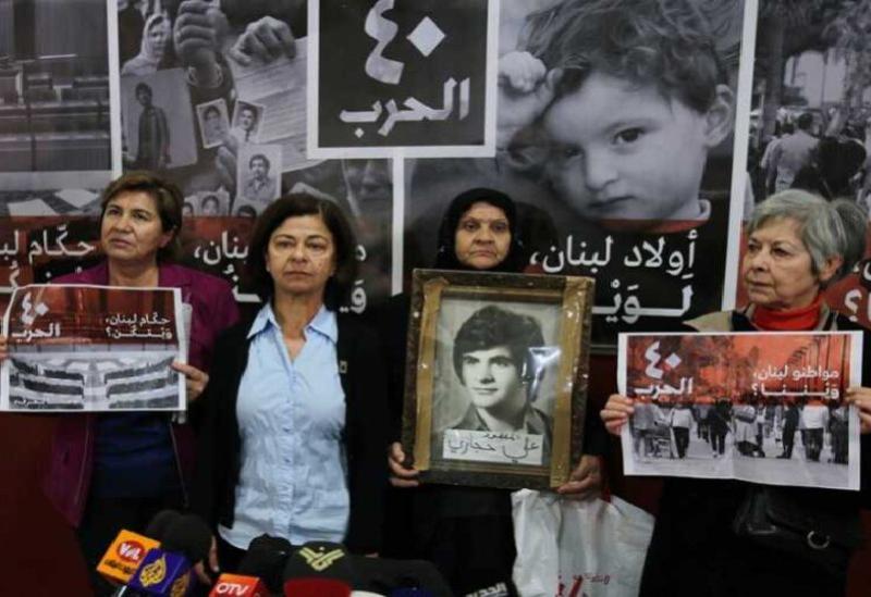 Les familles des disparus et des kidnappés