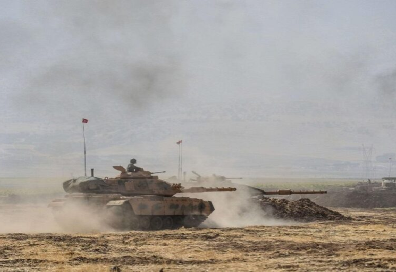 Les forces militaires turques - archives