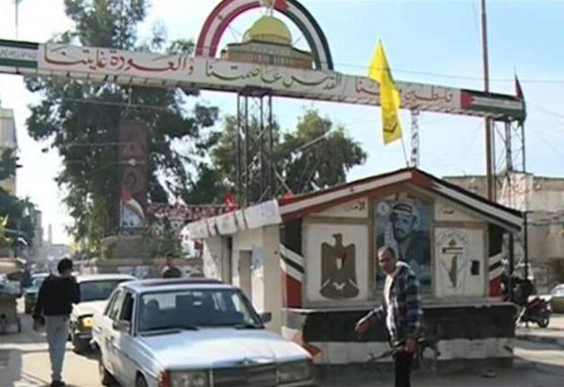 Le camp d'Ein El-Helweh