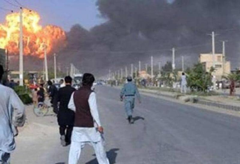 Nouvelle explosion à Kaboul