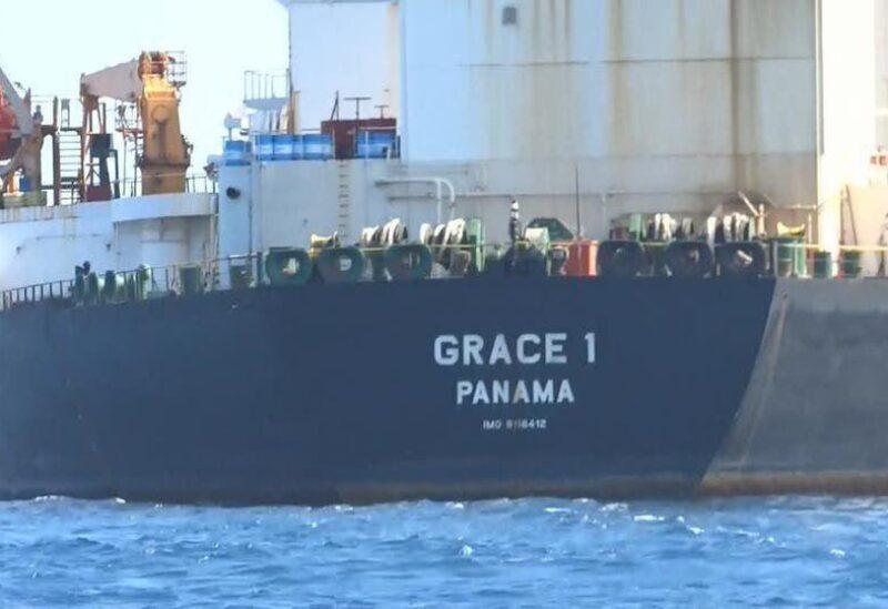 Pétrolier iranien-Grace 1