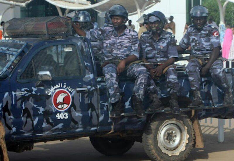 Police soudanaise