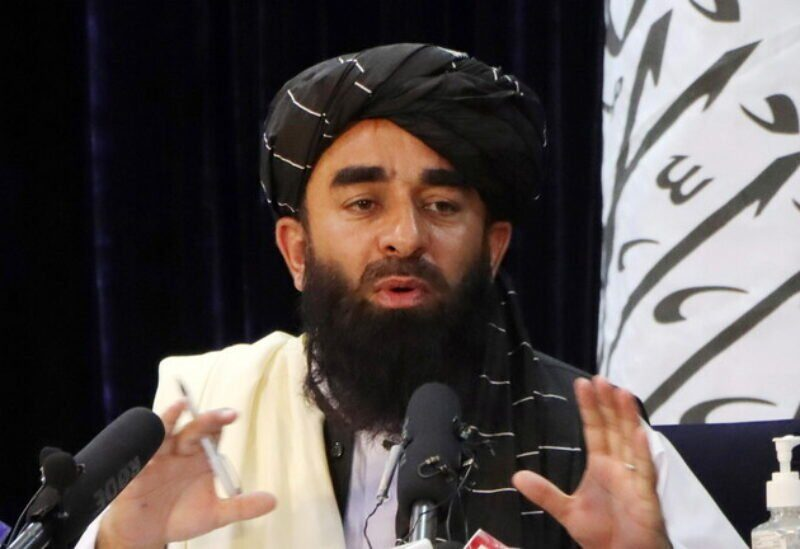 Porte-parole des talibans, Zabiullah Mujahid