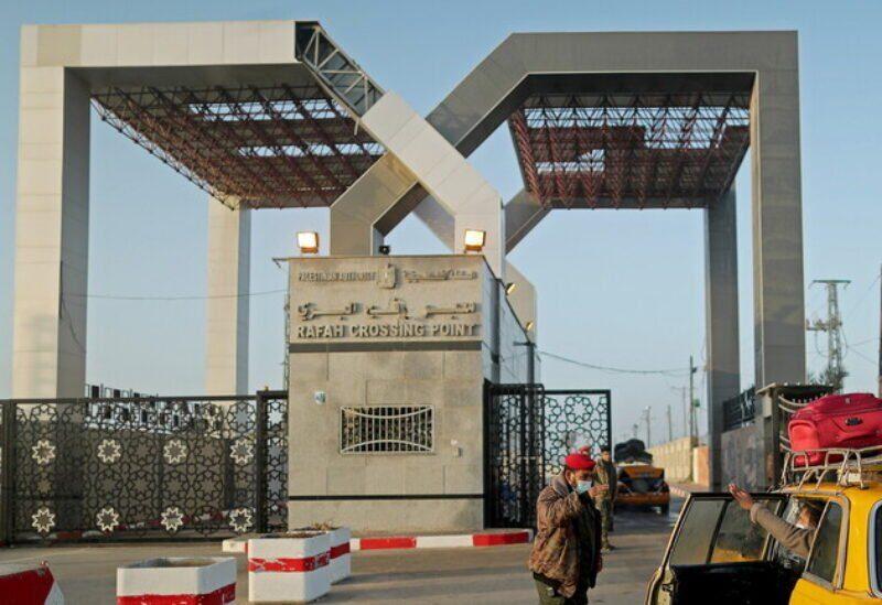 Passage frontalier de Rafah