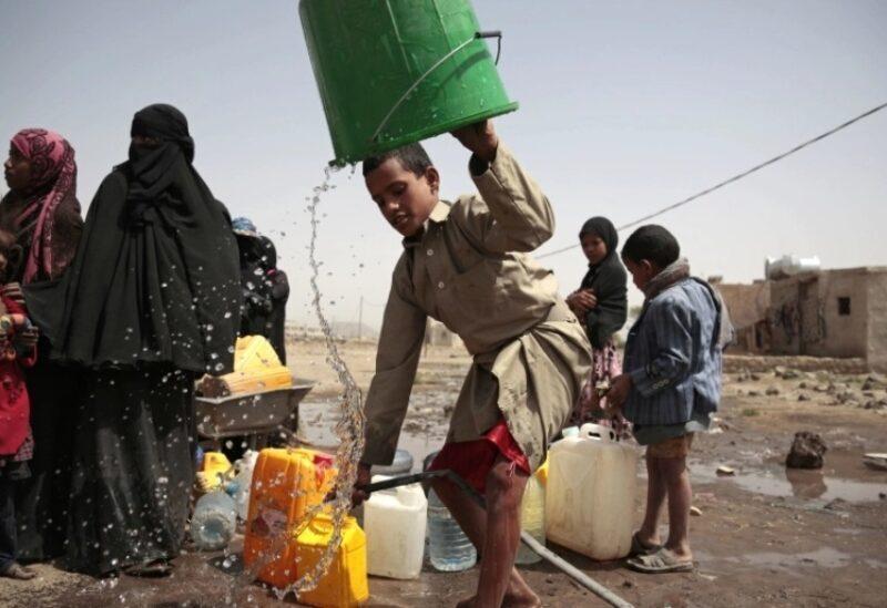La souffrance des enfants du Yémen