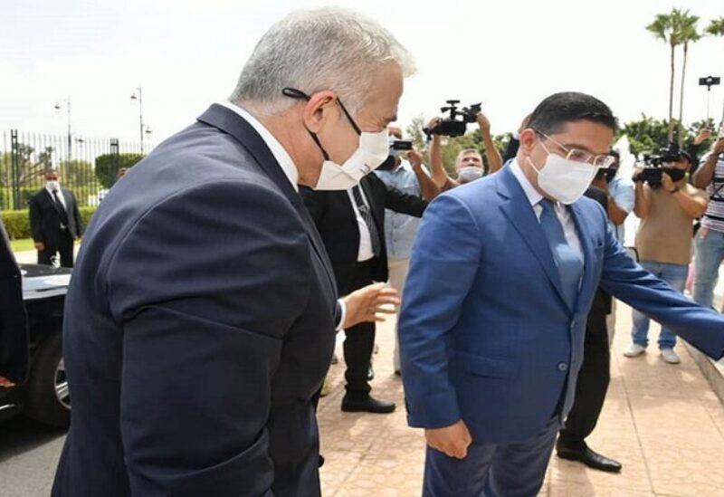 Le ministre marocain des Affaires étrangères reçoit son homologue israélien
