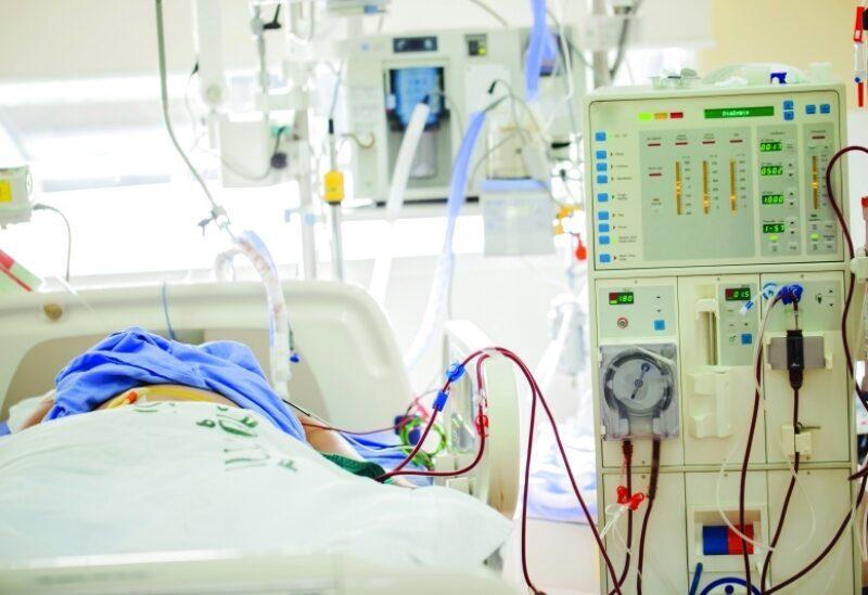 La machine de dialyse