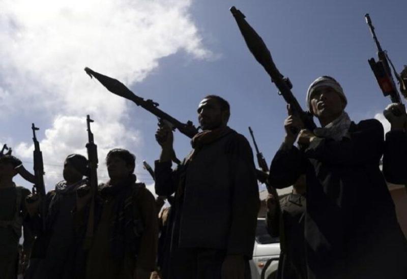 éléments des talibans
