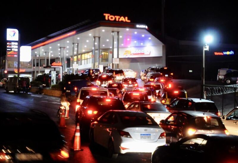 La crise du carburant au Liban