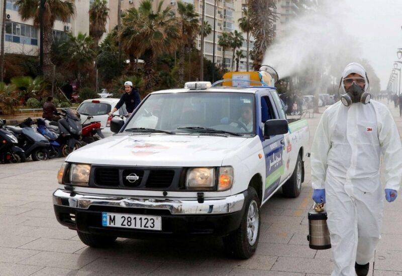 Nouveaux cas de corona enregistrés dans les régions libanaises
