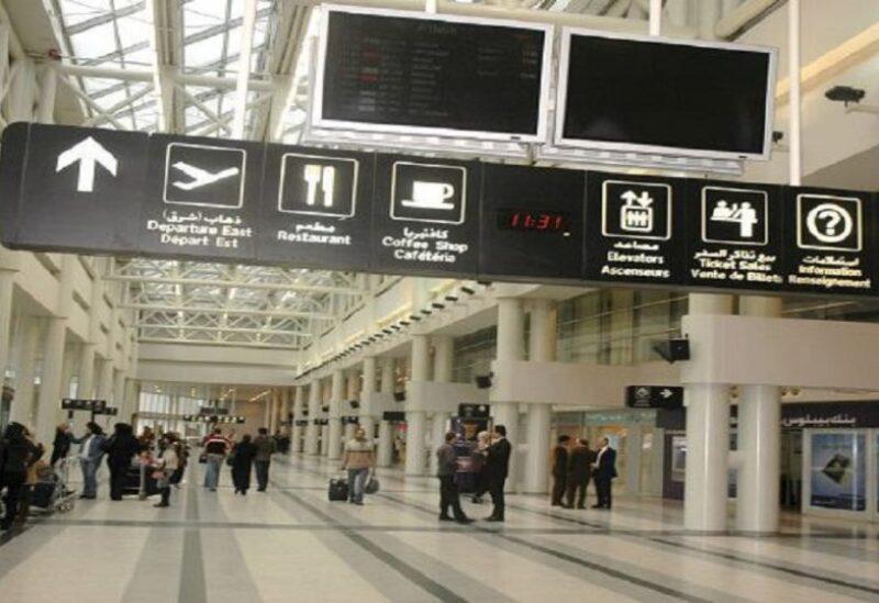 L'aéroport international Rafic Hariri - Beyrouth