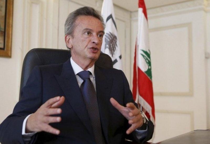 Le gouverneur de la Banque centrale du Liban Riad Salameh