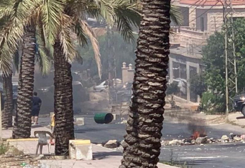 Un problème à Anqoun - Maghdoucheh