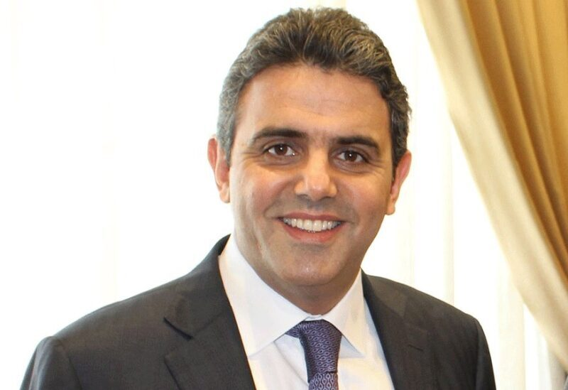Le député Ziad Al-Hawat