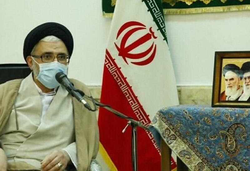 Le ministre iranien du Renseignement, Ismail Khatib