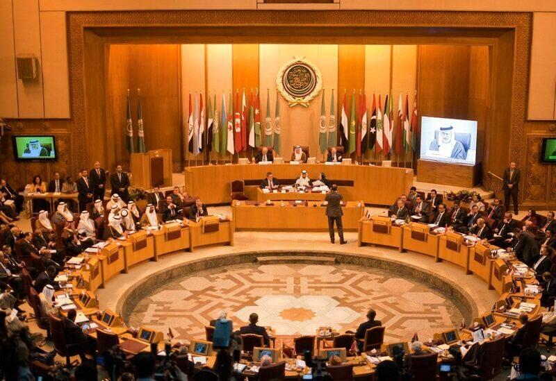 La Ligue arabe - Archive