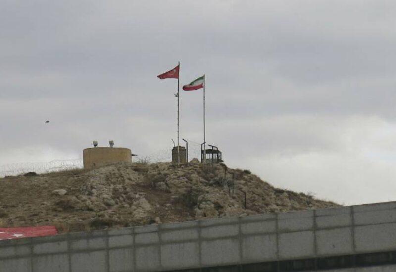 La frontière irano-turque