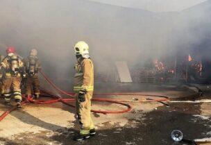 Explosion d'un gazoduc en Iran - Archive