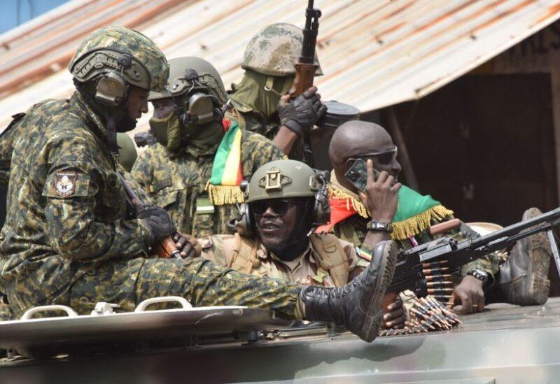 Le coup d'État en Guinée