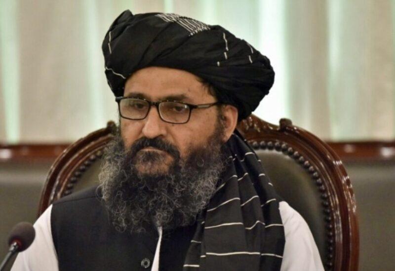 Le mollah Abdul Ghani Baradar