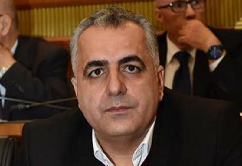 Le directeur général de la Caisse nationale de sécurité sociale, Dr. Mohammad Karaki
