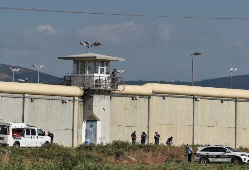 Prison de Gilboa
