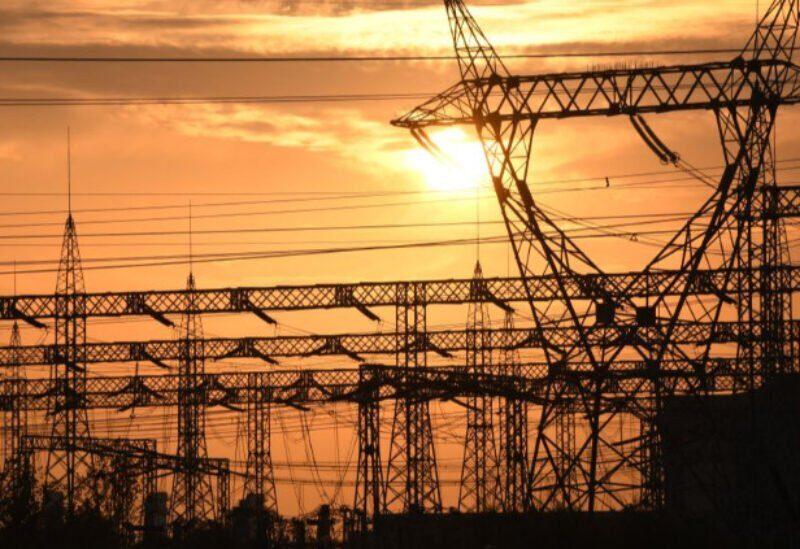 Réseau de lignes électriques