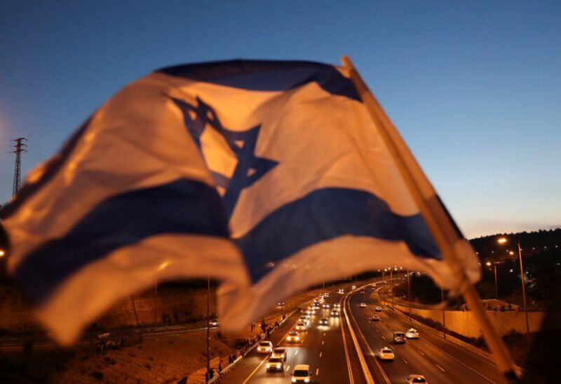 Le drapeau d'Israël