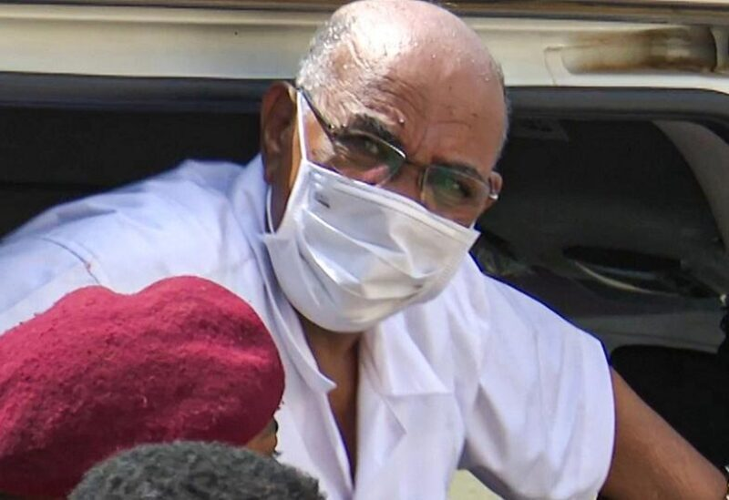L'ancien président soudanais Omar al-Bashir