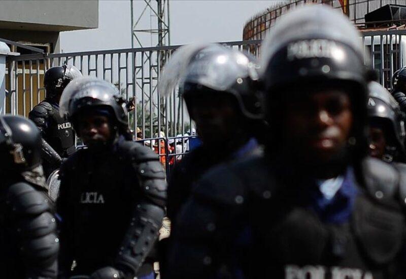 Des membres des forces de sécurité en Guinée