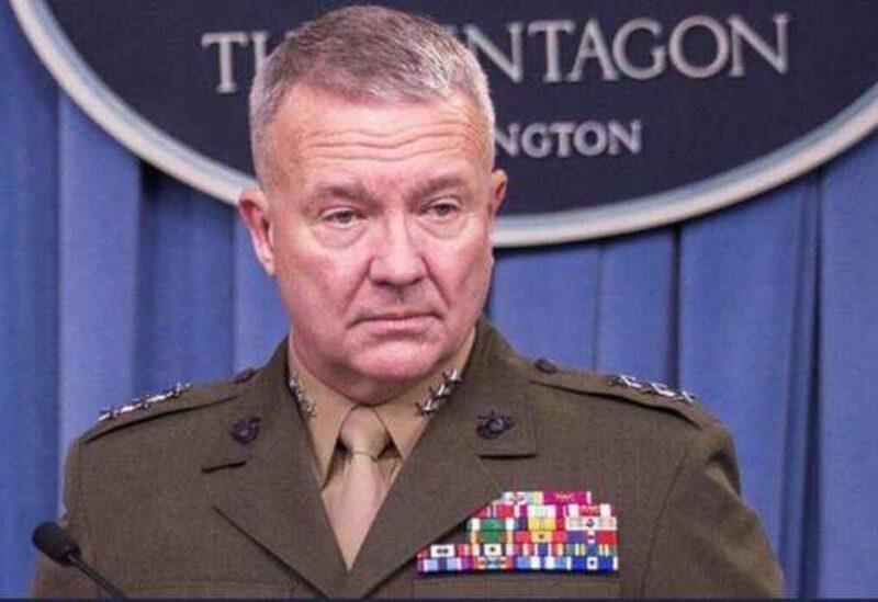 Le commandant du Commandement central américain, le général Kenneth McKenzie