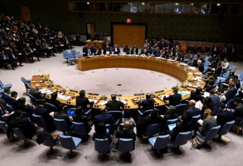 Le Conseil de sécurité - Archive