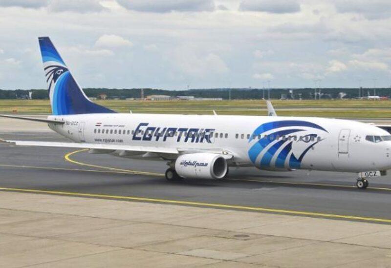 Un avion d'EgyptAir - Archive