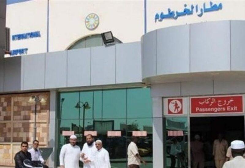 L'aéroport de Khartoum