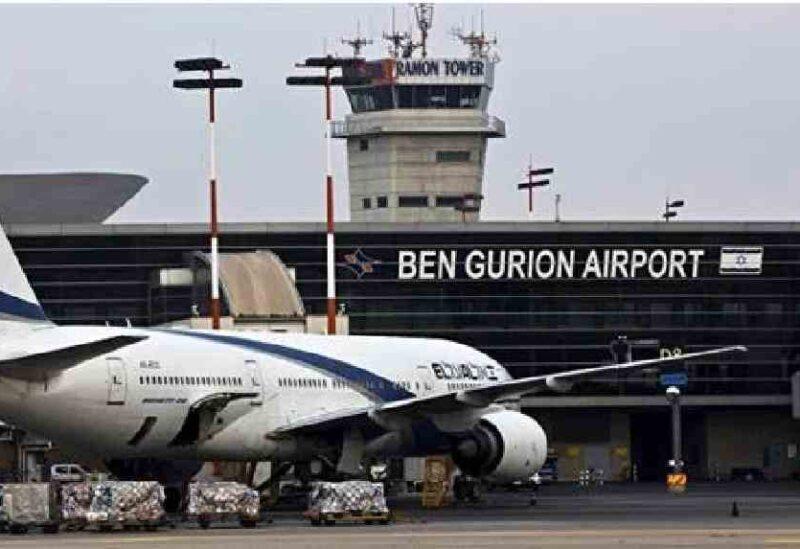 L'aéroport Ben Gourion