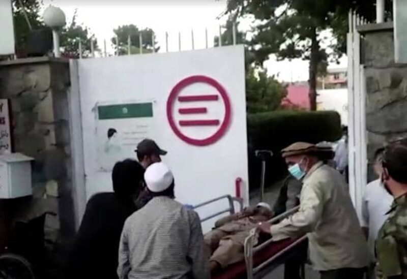 Blessés dans une fusillade à Kaboul - Archive