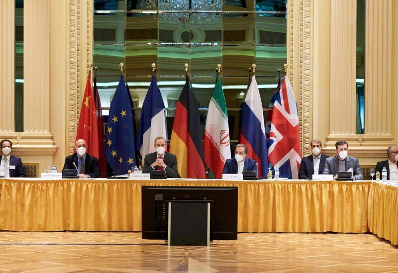 Les négociations qui ont eu lieu à Vienne