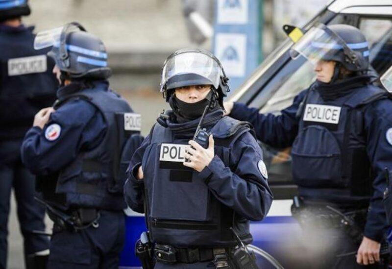 La police française - Archive