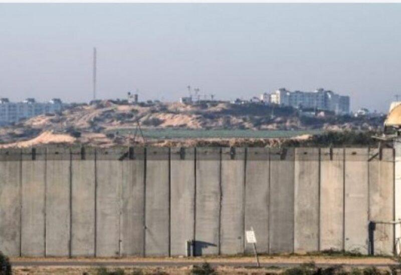 Les frontières de Gaza
