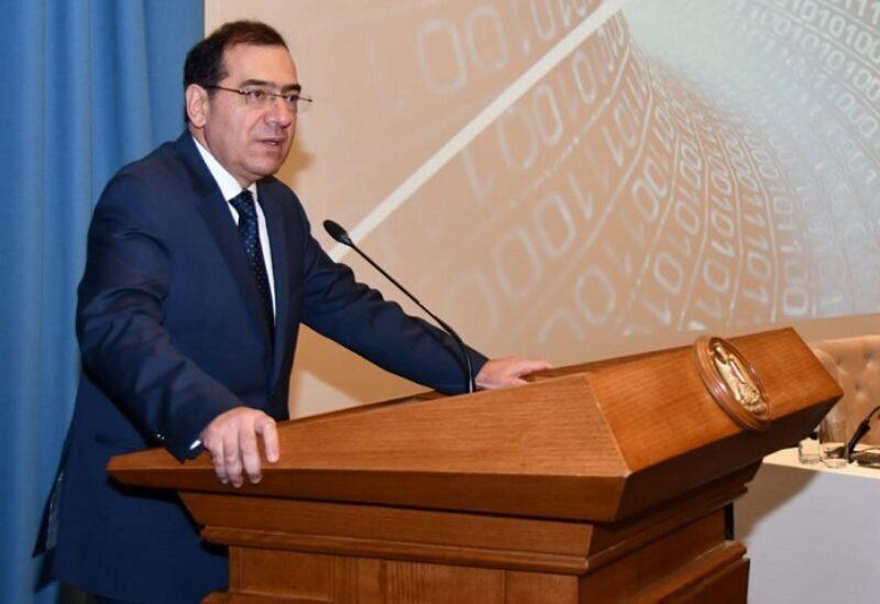 Le ministre égyptien du pétrole et des ressources minérales, Tarek El-Molla