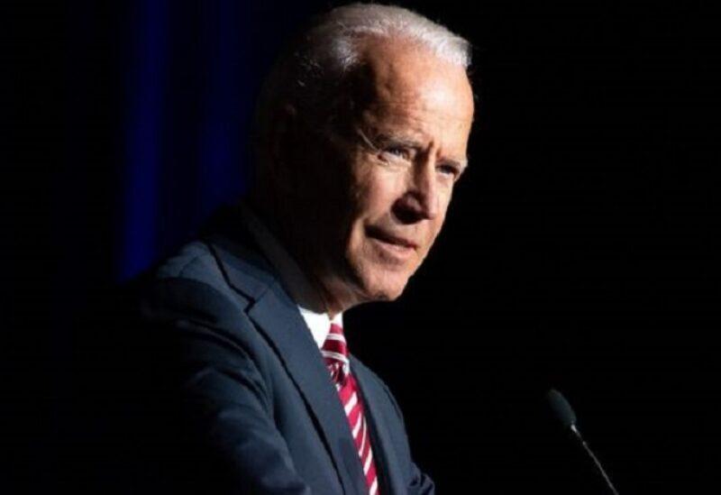 Le président américain Joe Biden
