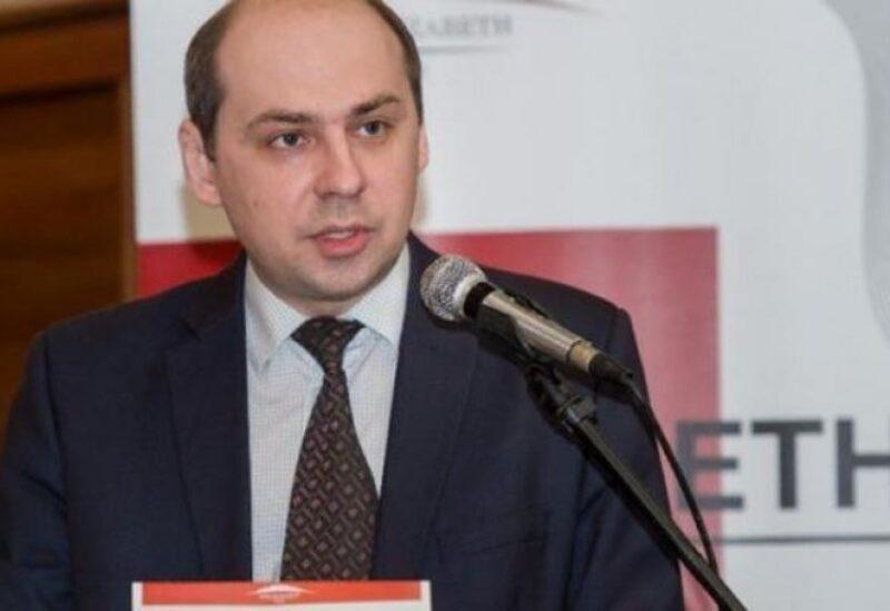 Ambassadeur de Russie à Kaboul Dmitry Zhirnov