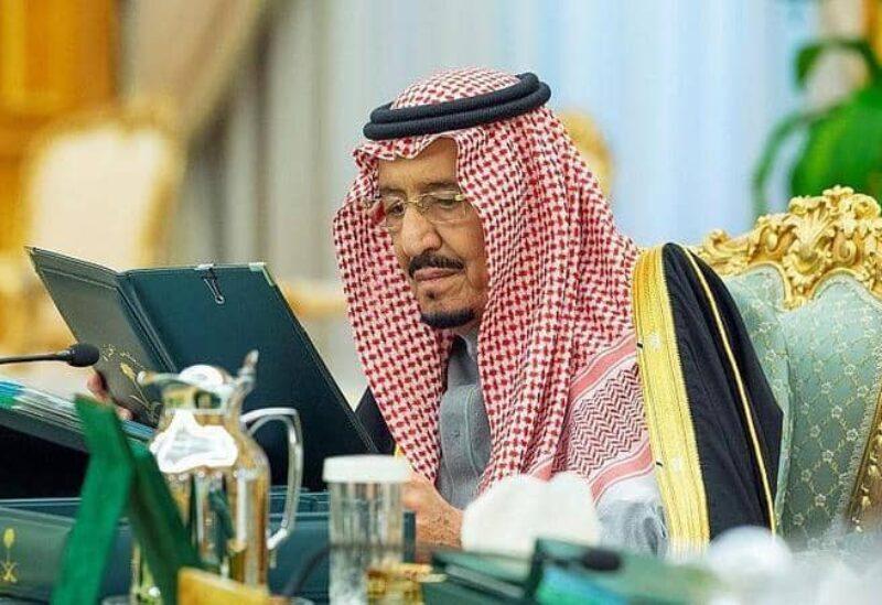 Le roi saoudien Salman bin Abdulaziz Al Saud